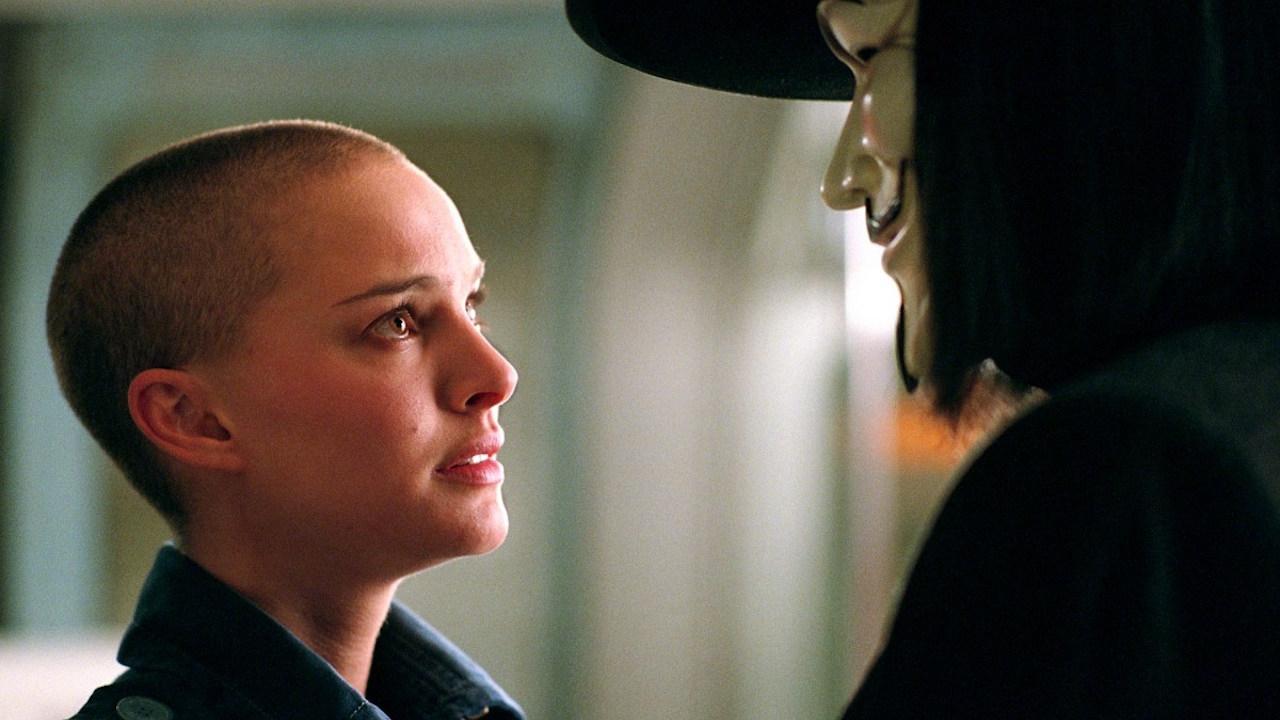 #54) V for Vendetta - (2005 - dir. James McTeigue)