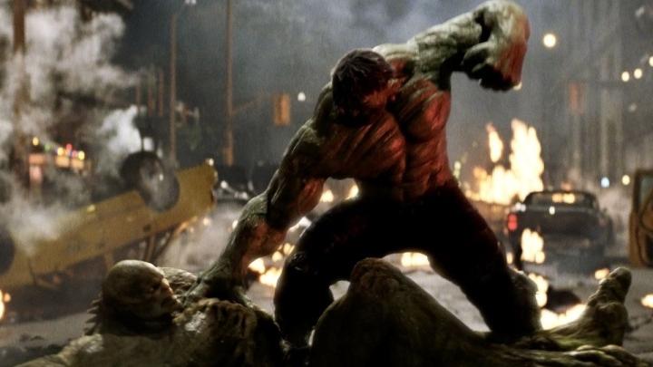 #56) The Incredible Hulk - (2008 - dir. Louis Leterrier)