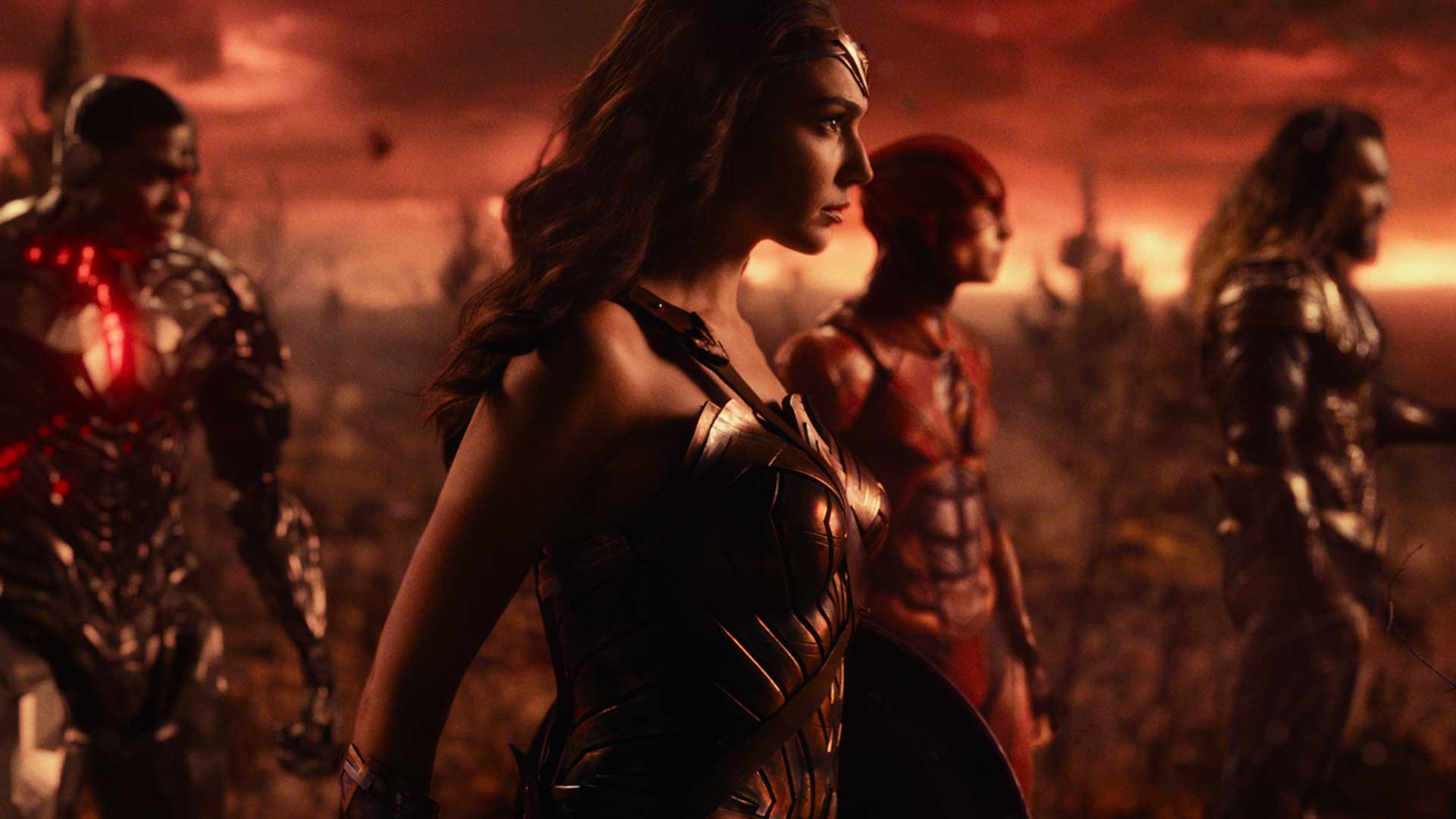 #67) Justice League(-8) - (2017 - dir. Zack Snyder)