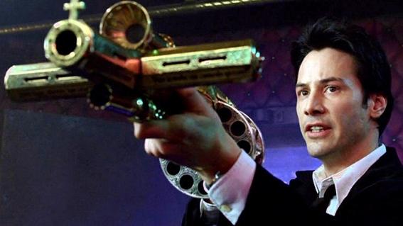 #68) Constantine(-8) - (2005 - dir. Francis Lawrence)