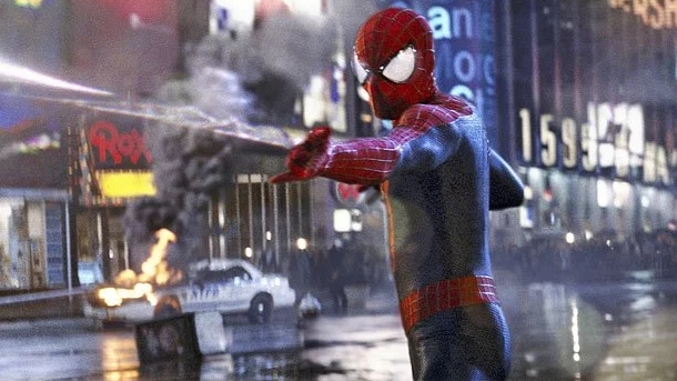 #92) The Amazing Spider-Man 2(-17) - (2014 - dir. Marc Webb)