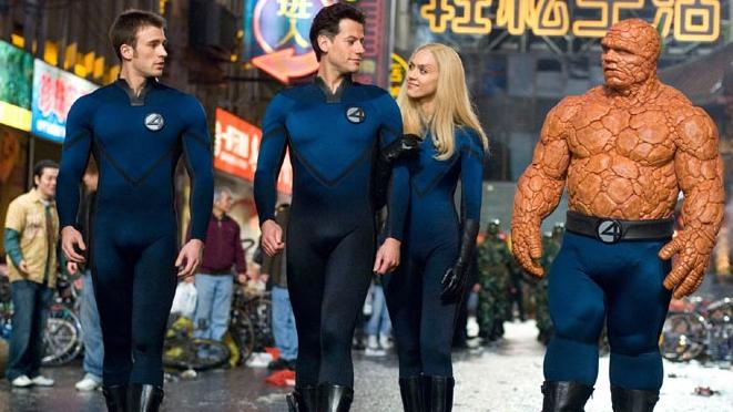 #86) Fantastic Four - (2005 - dir. Tim Story)