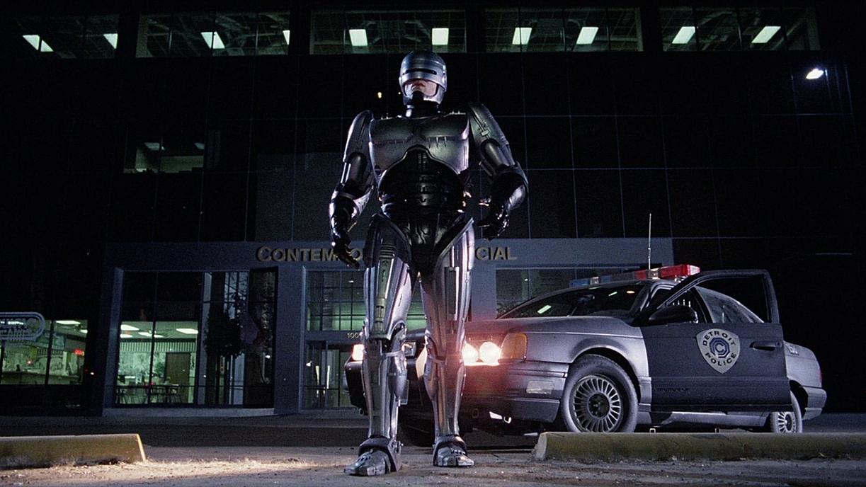 #98) RoboCop(-9) - (1987 - dir. Paul Verhoeven