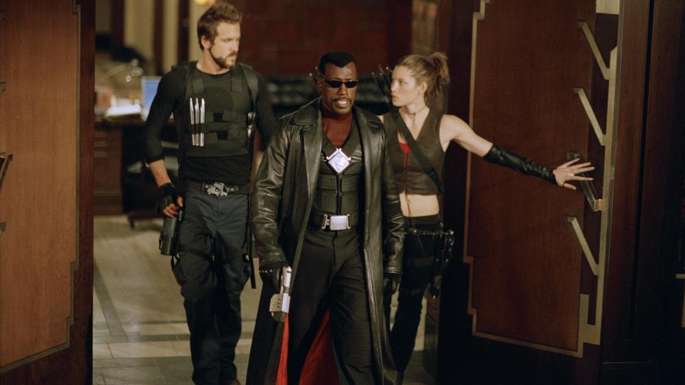#92) Blade: Trinity - (2004 - dir. David S. Goyer