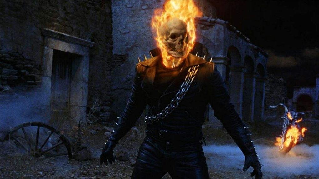 #96) Ghost Rider - (2007 - dir. Mark Steven Johnson)