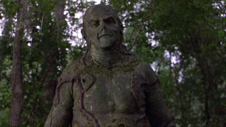 #98) Swamp Thing - (1982 - dir. Wes Craven)