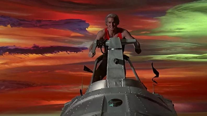#80) Flash Gordon(+20) - (1980 - dir. Mike Hodges)