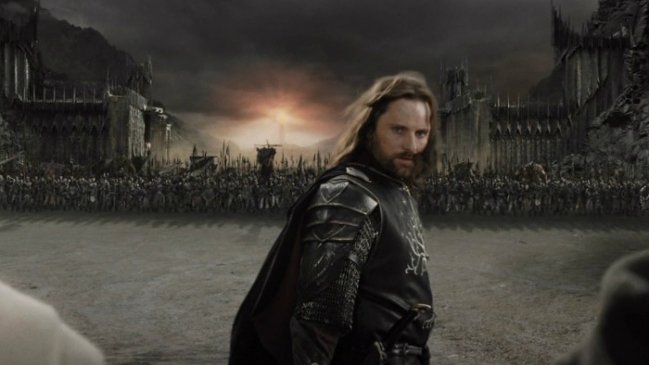 #4) The Lord of the Rings: The Return of the King - (2003 - dir. Peter Jackson)