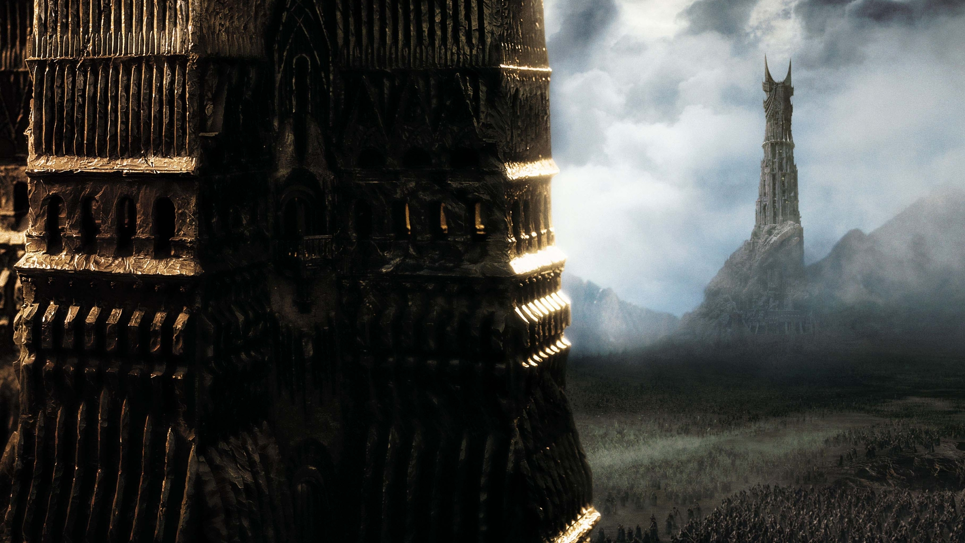 #8) The Lord of the Rings: The Two Towers - (2002 - dir.Peter Jackson)