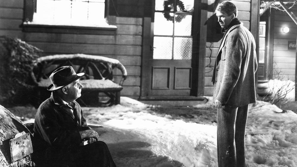 #16) It's a Wonderful Life - (1946 - dir. Frank Capra)
