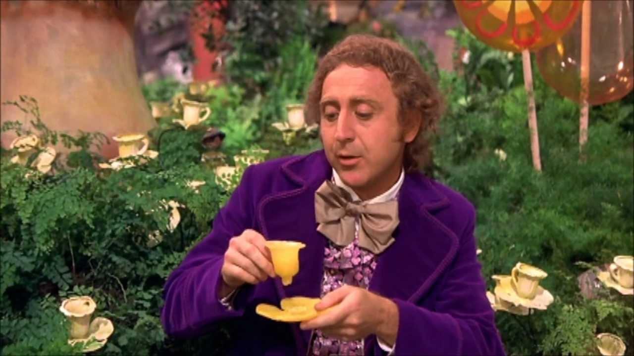 #19) Willy Wonka & the Chocolate Factory - (1971 - dir. Mel Stuart)