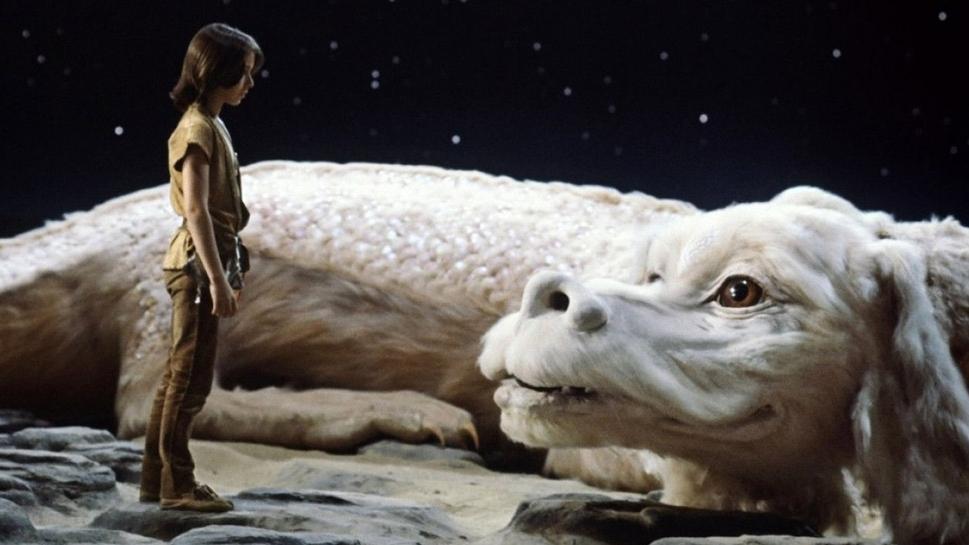 #22)The NeverEnding Story - (1984 - dir.Wolfgang Petersen)