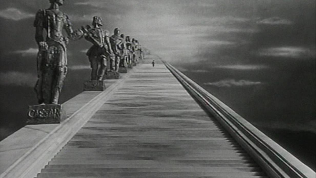 #31) A Matter of Life and Death - (1946 - dir.Emeric Pressburger, Michael Powell)