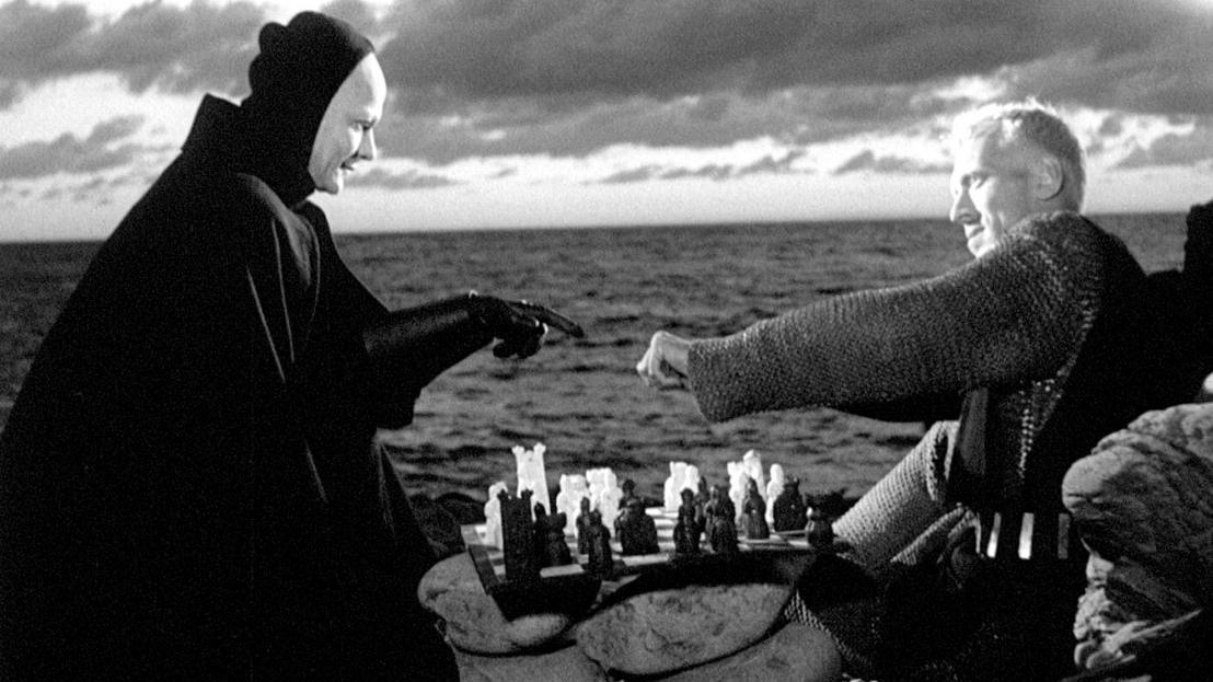 #38) The Seventh Seal - (1957 - dir. Ingmar Bergman)
