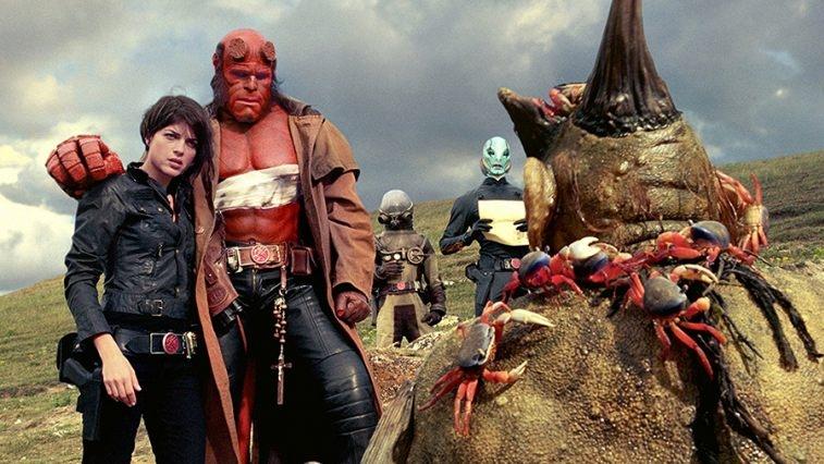 #39) Hellboy II: The Golden Army - (2008 - dir.Guillermo del Toro)
