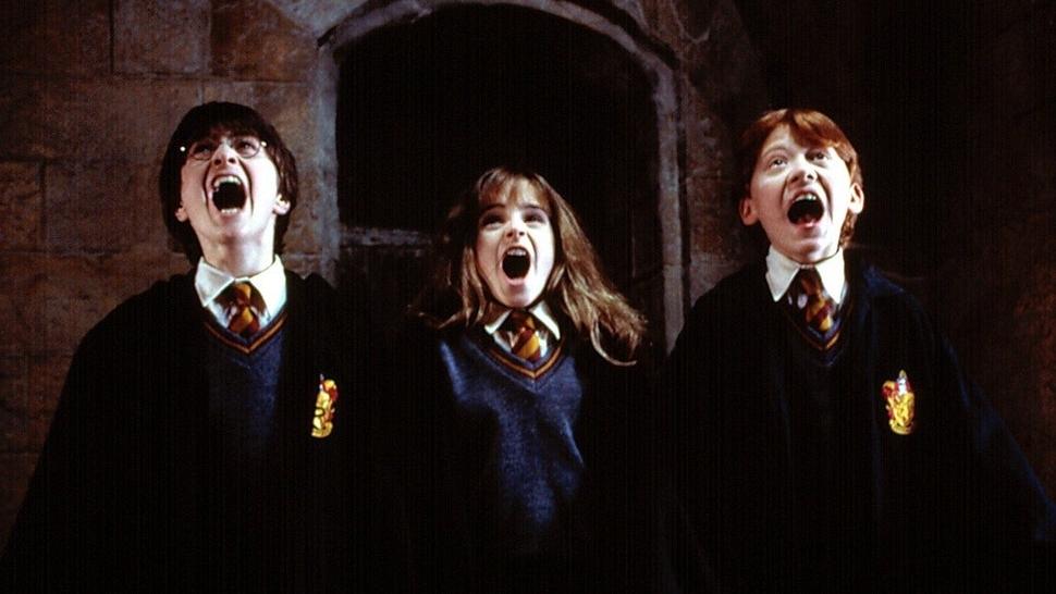 #42) Harry Potter and the Sorcerer's Stone - (2001 - dir.Chris Columbus)