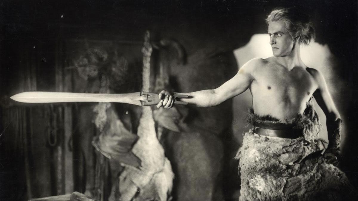 #54) Die Nibelungen: Siegfried - (1924 - dir. Fritz Lang)