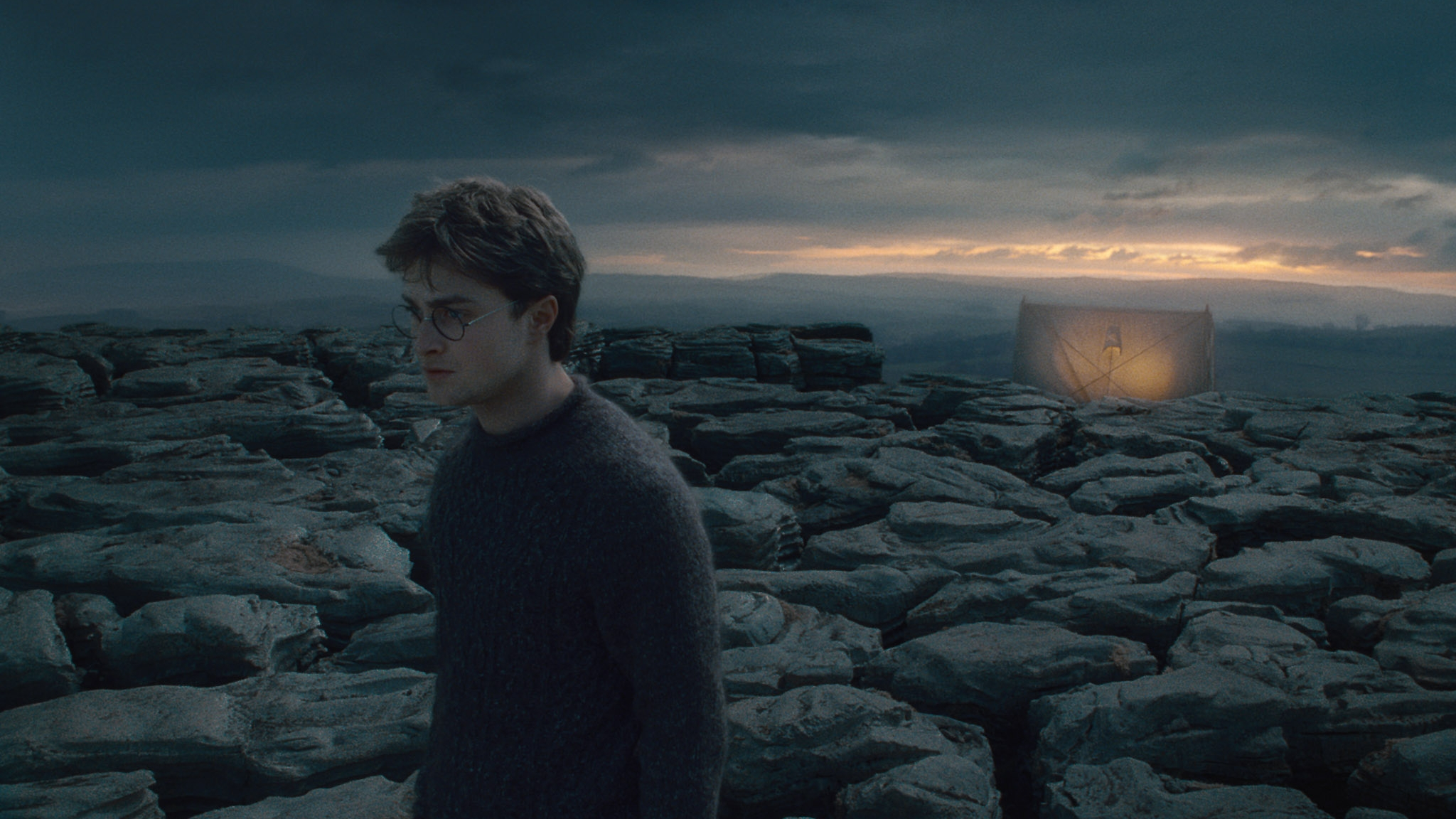 #67) Harry Potter and the Deathly Hallows - Part I - (2010 - dir. David Yates)