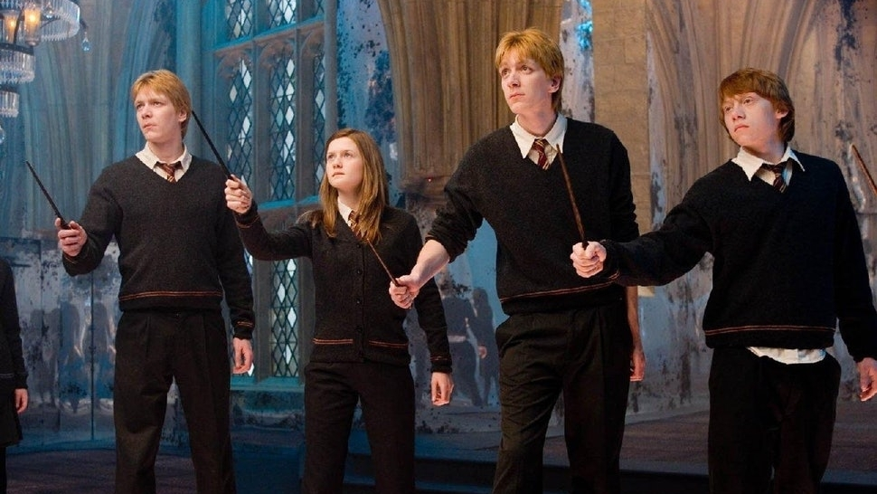 #69) Harry Potter and the Order of the Phoenix - (2007 - dir. David Yates)
