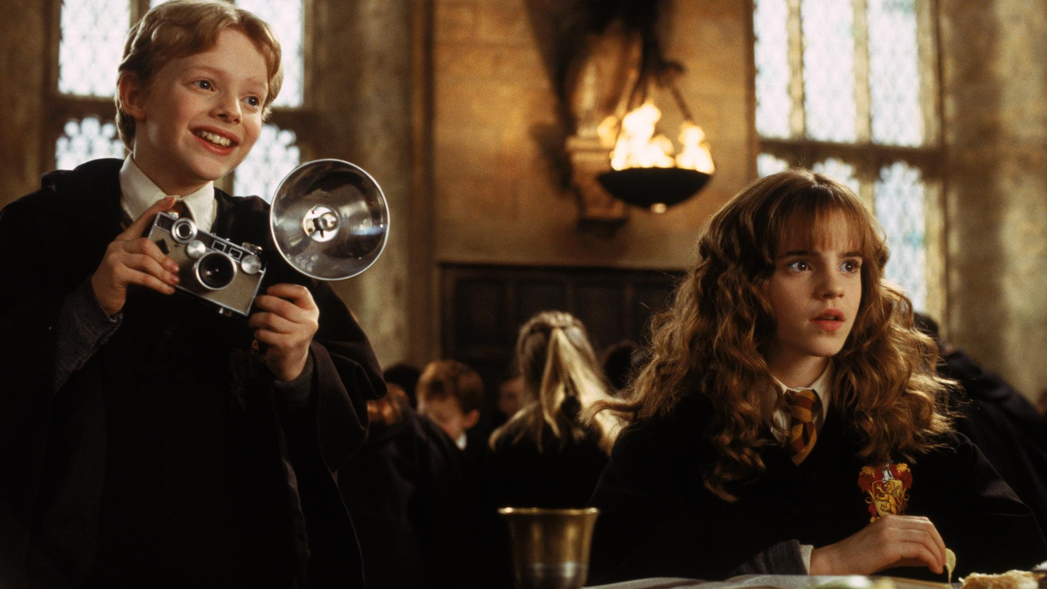 #70) Harry Potter and the Chamber of Secrets - (2002 - dir. Chris Columbus)