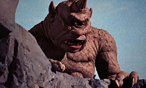 #71) The 7th Voyage of Sinbad - (1958 - dir. Nathan Juran)
