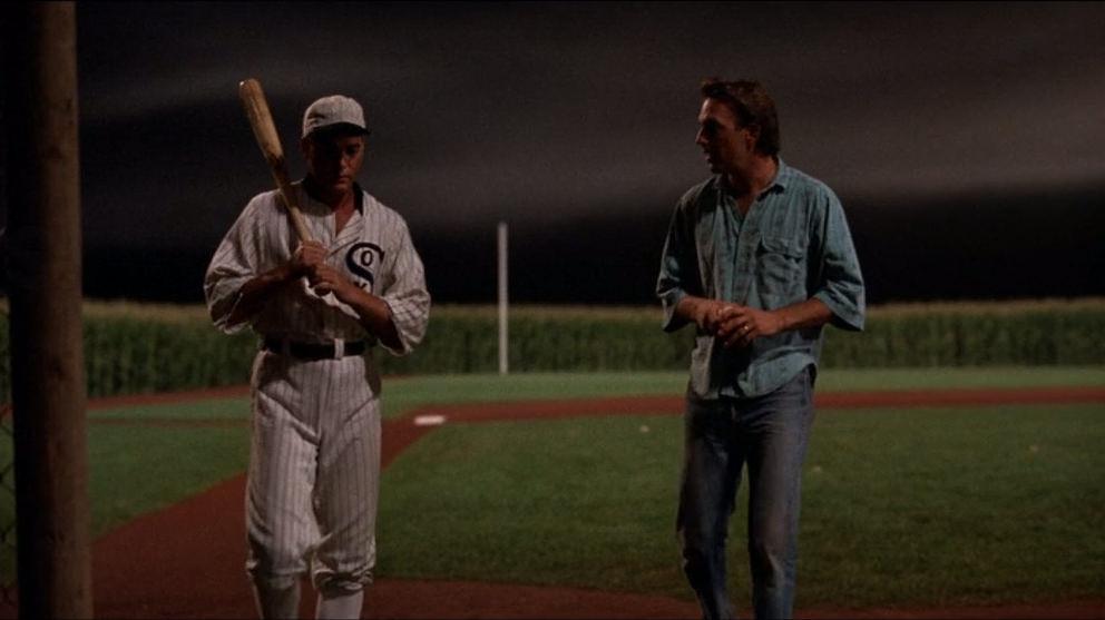 #73) Field of Dreams - (1989 - dir. Phil Alden Robinson)