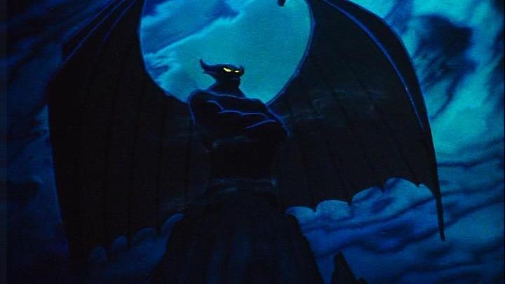#78) Fantasia - (1940 - dir. James Algar, Norman Ferguson)