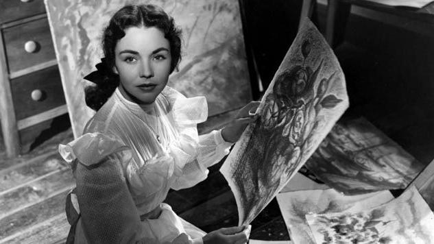 #92) Portrait of Jennie - (1941 - dir. William Dieterle)