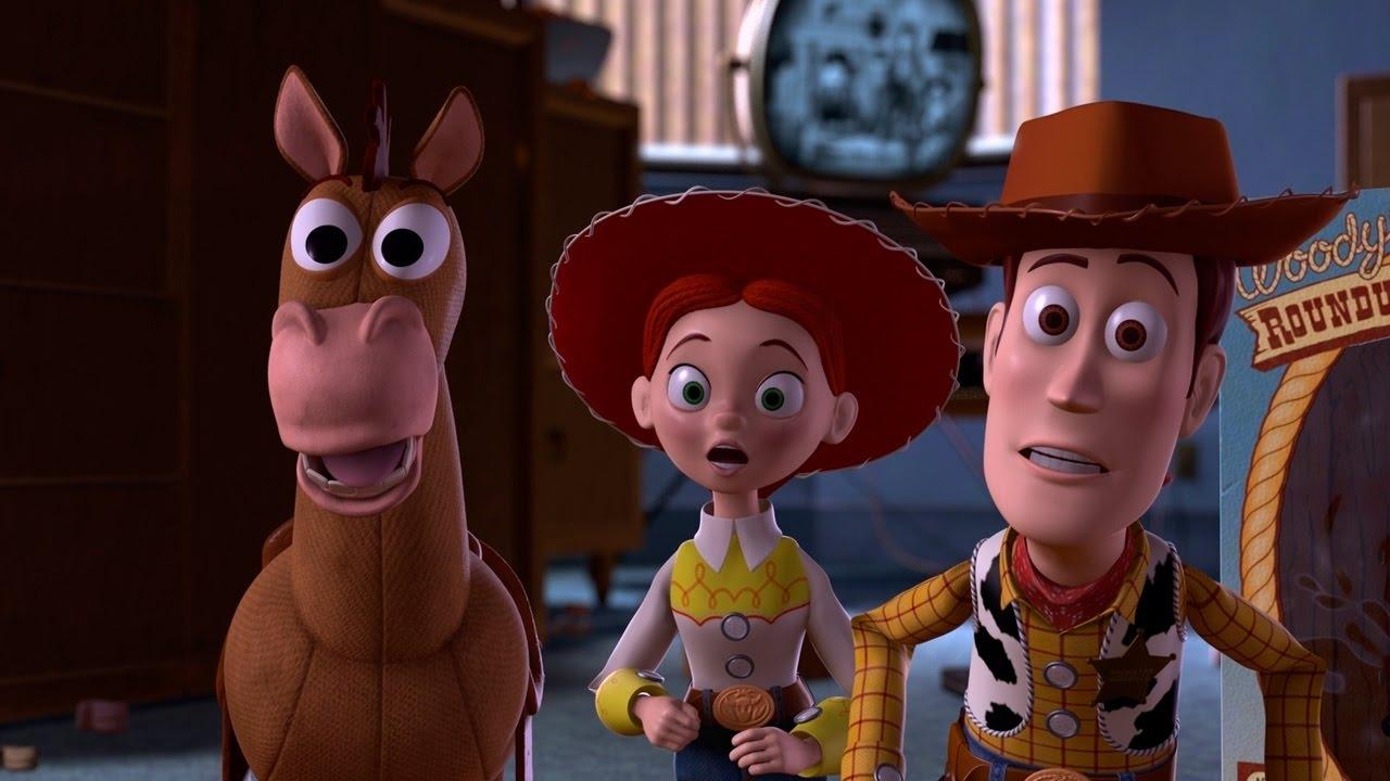 #96) Toy Story 2 - (1999 - dir. Ash Brannon, John Lasseter)