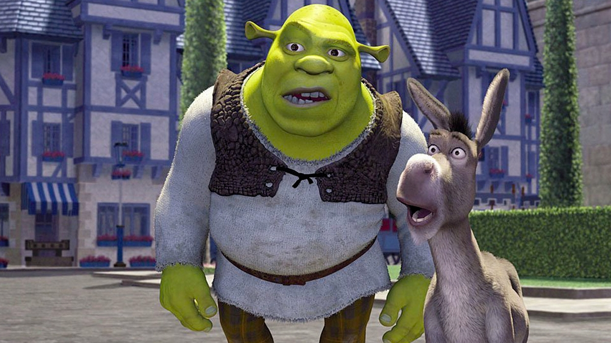#100) Shrek - (2001 - dir. Andrew Adamson, Vicky Jenson)