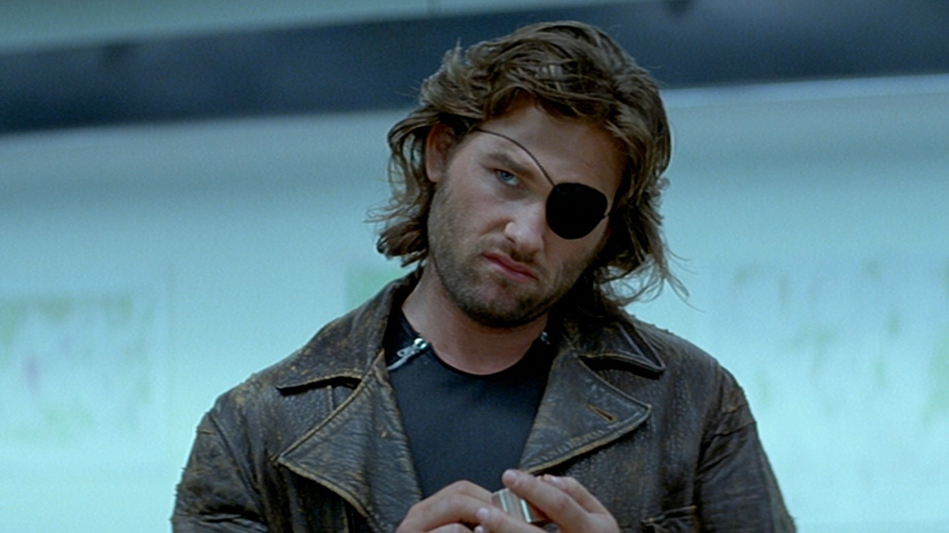 #59) Escape from New York(NEW) - (1981 - John Carpenter)