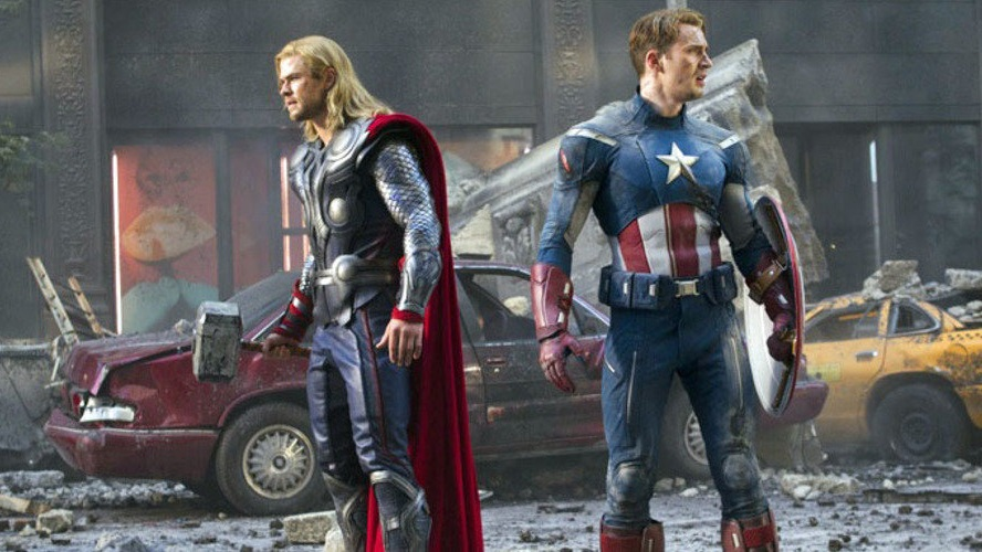 #60) The Avengers(NEW) - (2012 - Joss Whedon)