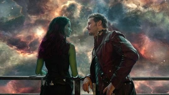 #77) Guardians of the Galaxy(NEW) - (2014 - dir. James Gunn)
