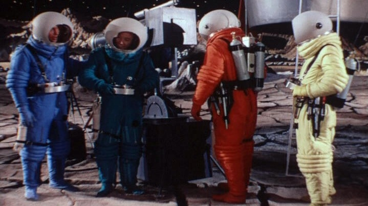 #82) Destination Moon(NEW) - (1950 - dir. Irving Pichel)