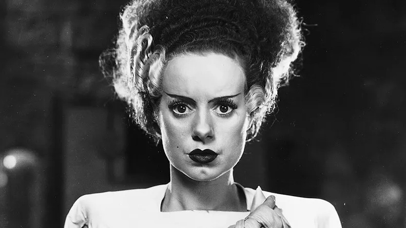 #94) Bride of Frankenstein(NEW) - (1935 - dir. James Whale)