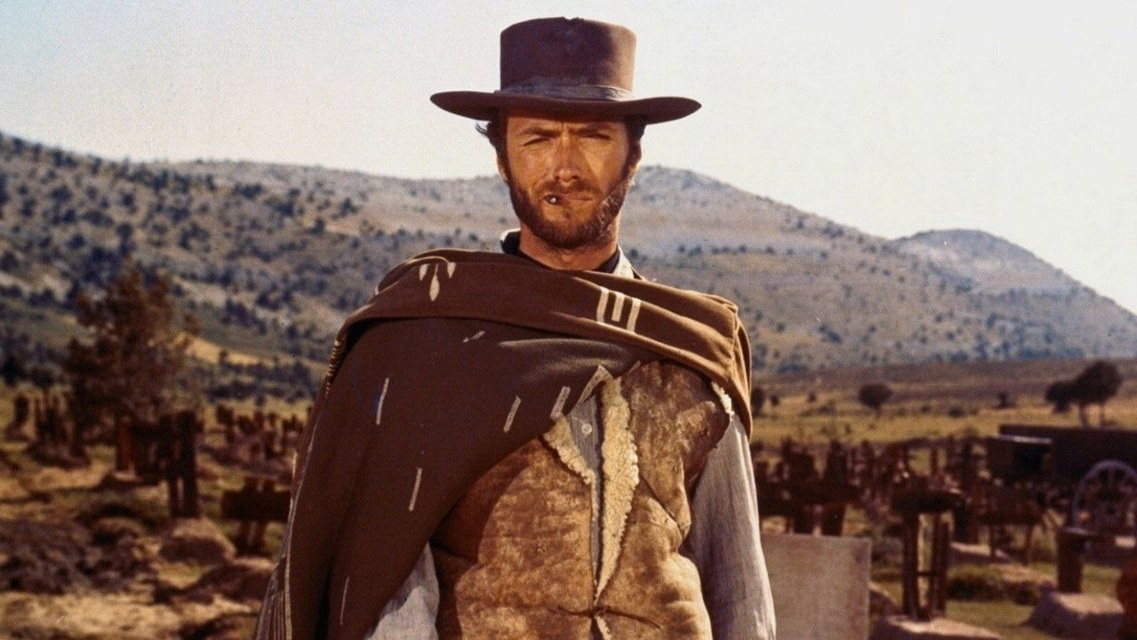 #4) The Good, the Bad and the Ugly - (1966 - dir. Sergio Leone)