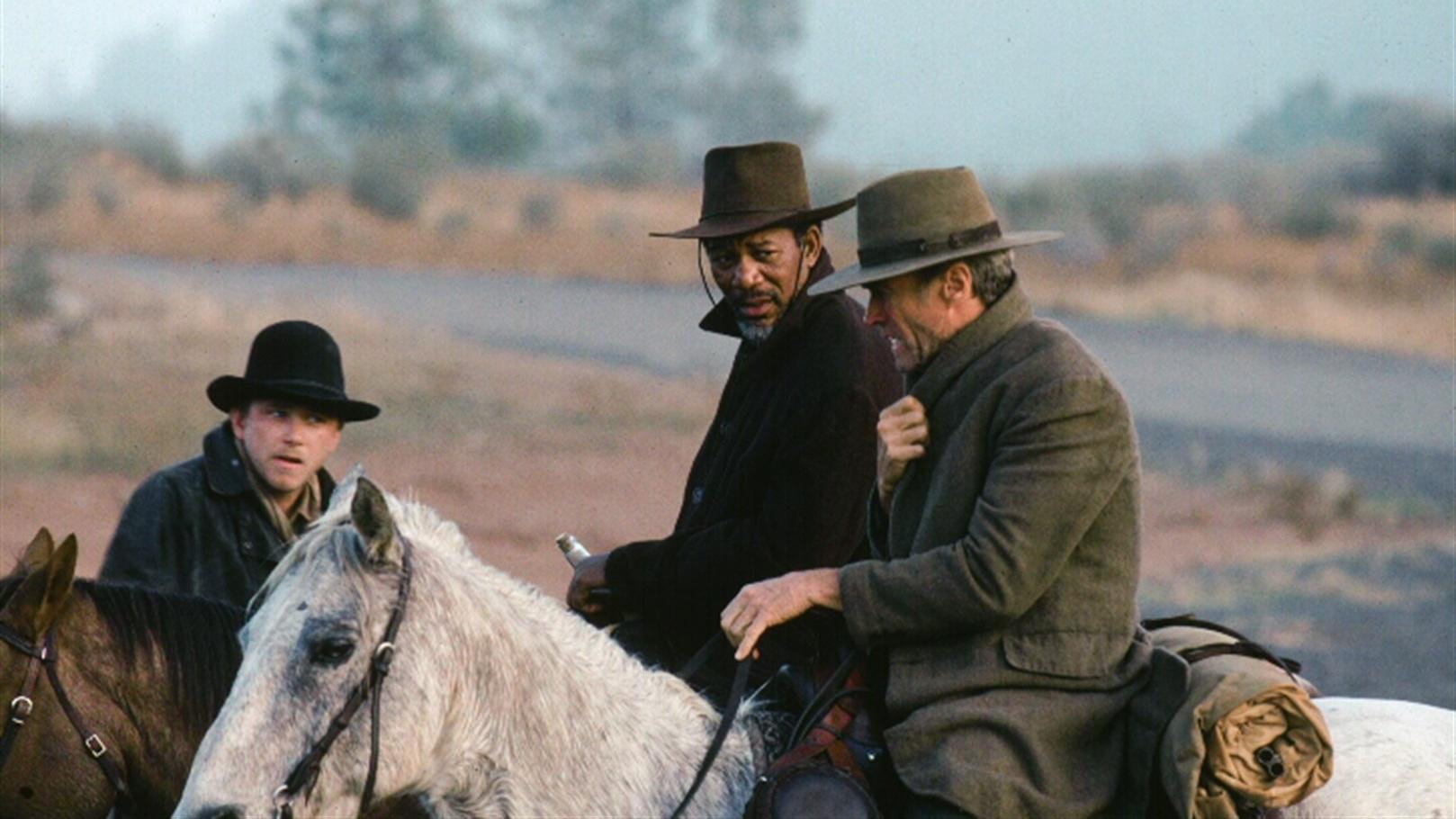 #5) Unforgiven - (1992 - dir. Clint Eastwood)