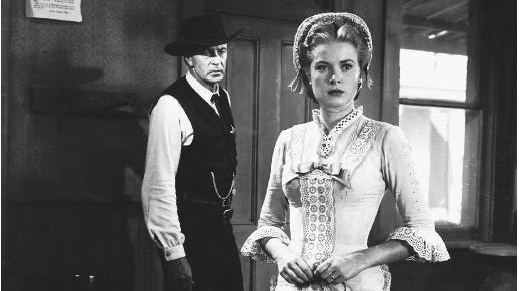 #6) High Noon - (1952 - dir. Fred Zinneman)