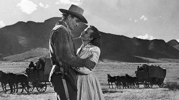 #9) Red River - (dir. 1948 - dir. Arthur Rosson, Howard Hawks)