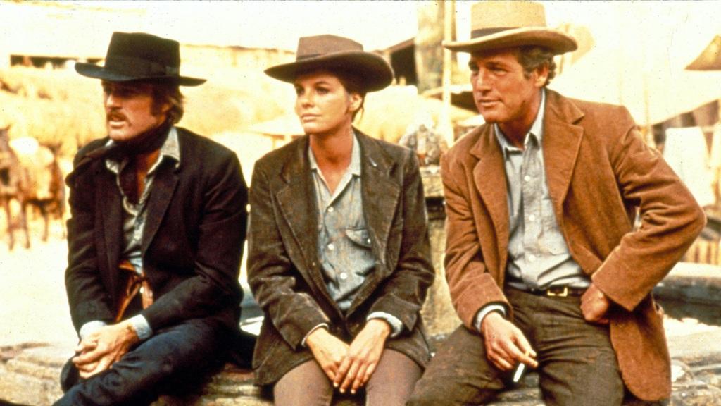 #11) Butch Cassidy and the Sundance Kid - (1969 - dir. George Roy Hill)