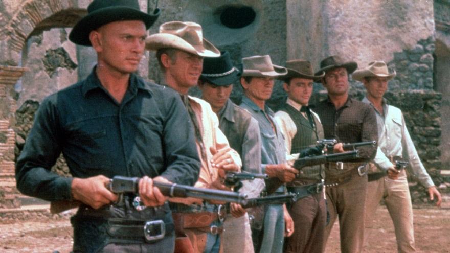 #16) The Magnificent Seven - (1960 - dir. John Sturges)