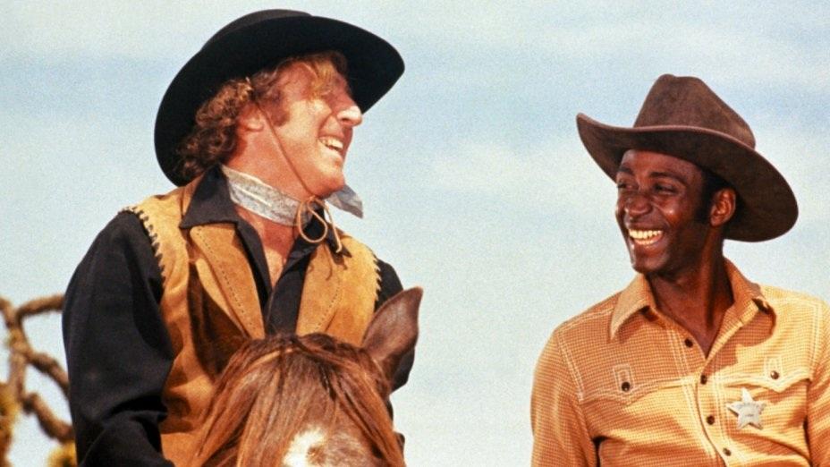 #20) Blazing Saddles - (1974 - dir. Mel Brooks)