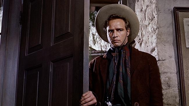 #21) One-Eyed Jacks - (1961 - dir. Marlon Brando)