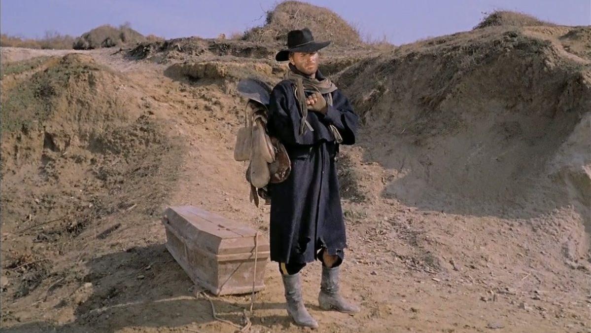 #23) Django - (1966 - dir. Sergio Corbucci)