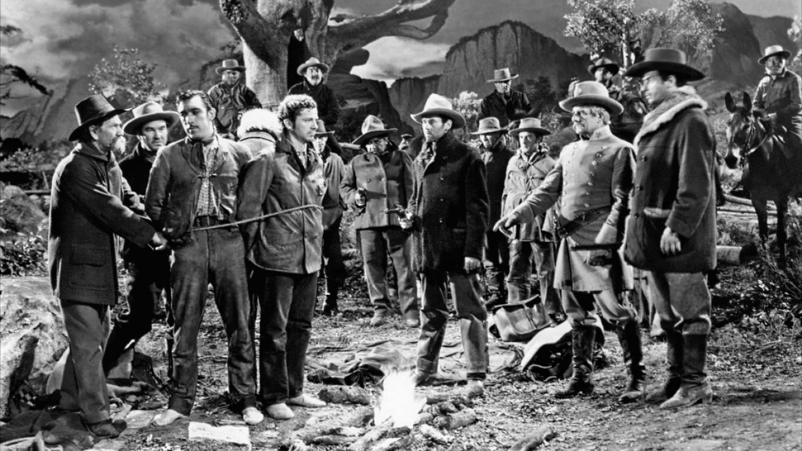 #27) The Ox-Bow Incident - (143 - dir. William Wellman)