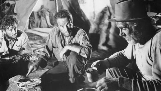#29) The Treasure of the Sierra Madre - (1948 - dir. John Huston)