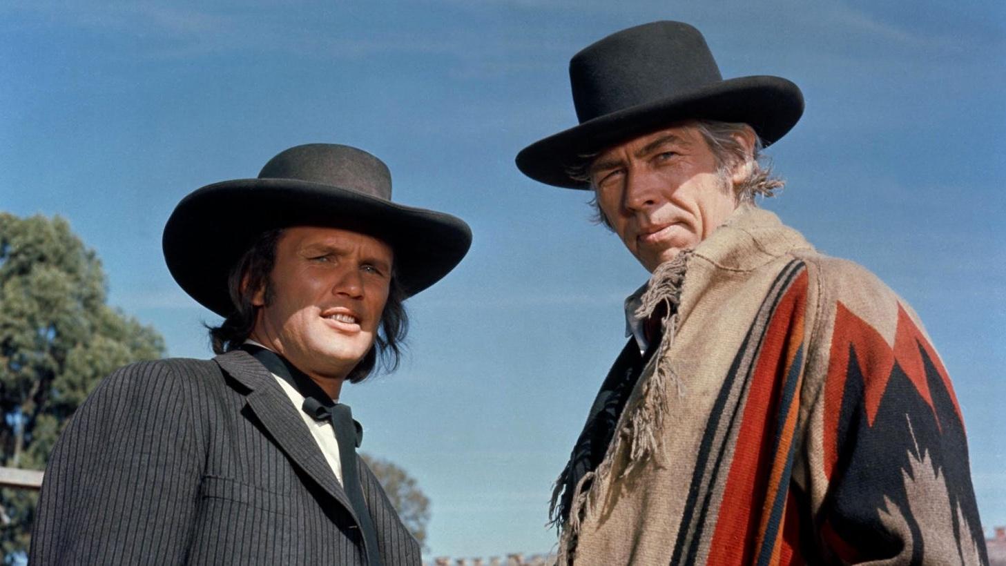 #30) Pat Garrett & Billy the Kid - (1973 - dir. Sam Peckinpah)