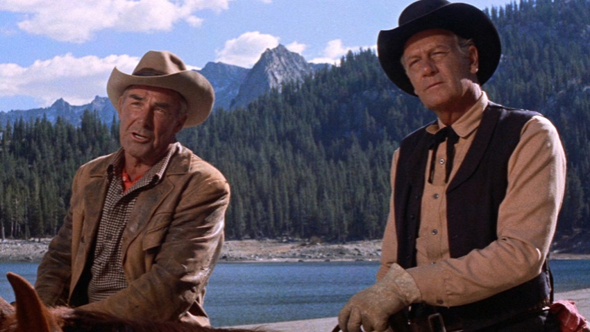 #31) Ride the High Country - (1962 - dir. Sam Peckinpah)