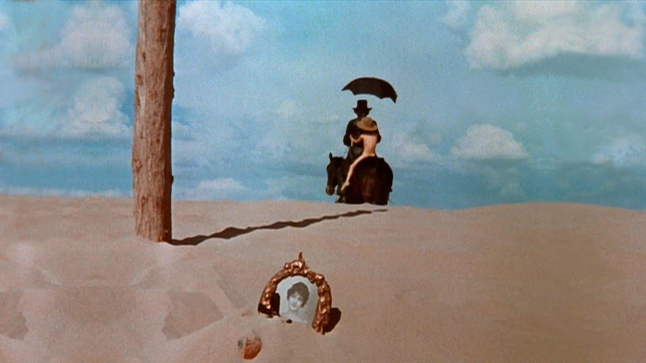 #34) El Topo - (1970 - dir. Alejandro Jodorowsky)