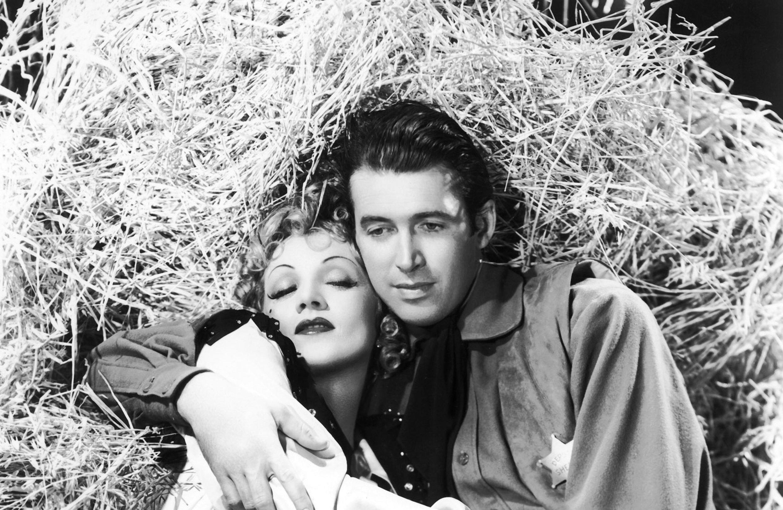 #35) Destry Rides Again - (1939 - dir. George Marshall)